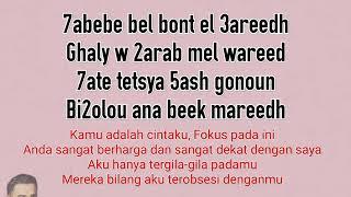 Hussain Al Jassmi Bel Bont El 3areedh Cover Dan Terjemahan