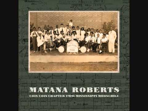 Matana Roberts - Woman Red Racked