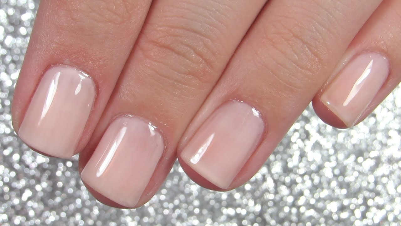 My Go To Short Nails Manicure