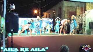 """""""Aila Re Aila"""" - Presentación en Empalme Escobedo 20/05/2015"""
