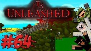Minecraft Feed The Beast Unleashed #64 - Back in da Hood!