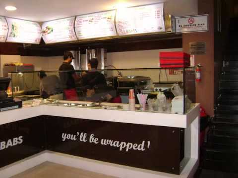 Coffee shop interior designing youtube for Coffee shop kitchen designs
