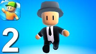 Stumble Guys: Multiplayer Royale - Gameplay Walkthrough Part 2 (Android, iOS) screenshot 5