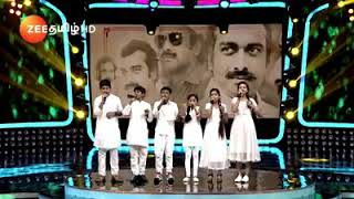 Nannaku Prematho Song By Children's As A Tribute To DSP and His DAD