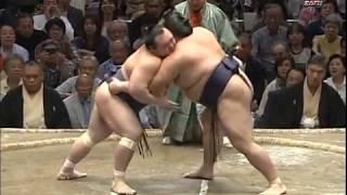 Осенний Сентябрьский турнир по сумо 2014 года, 10-12 дни Аки басё  Aki basho