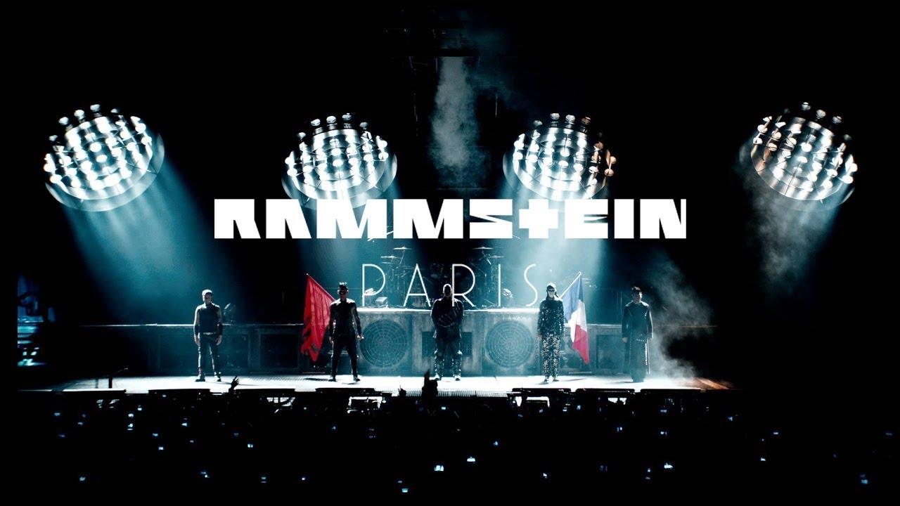 Análisis Del Blu Ray Rammstein Paris