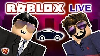 🔴 Roblox Live | Ultimate Driving and Wild Revolvers | Ben and Dad