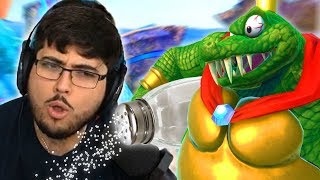 I LOST TO THIS KING K ROOL PLAYER IN THE WORST WAY POSSIBLE