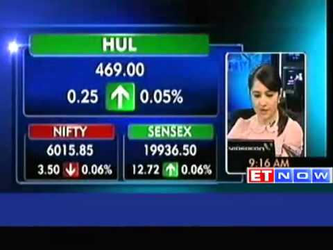 Nifty, Sensex Open in Green