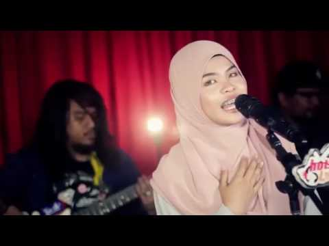 Alhamdulillah - Wani & Juzzthin  Akustika Hot - Tak ada yang lebih baik dari beroleh keredaan-Nya