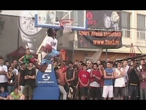 """TFB::Dunks:: 5'9"""" Troy McCray aka Rudeboi :: Romania Takeover :: Never before seen Footage!"""