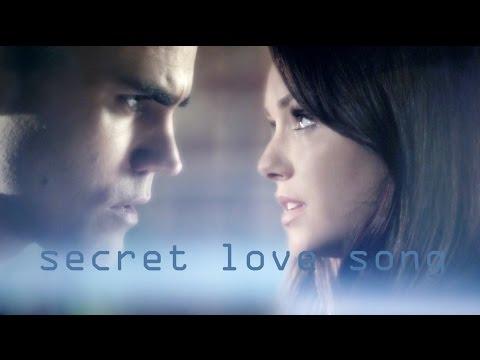 Stefan + Elena | Secret Love Song