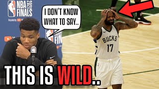 What We NEED To Understand About The Milwaukee Bucks Free Agency Moves..