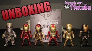 UNBOXING | Iron Man Mini Live Action!