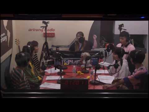 20170807 [Full]Arirang Radio K POPPIN' + Vlive Be my Super star 'The EastLight' by Arirang