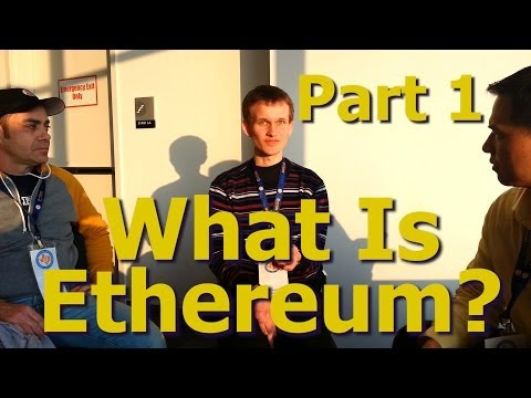 Vitalik Buterin Interview #1 - What Is Ethereum (ETH)? - By Tai Zen, Leon Fu & James D'Angelo