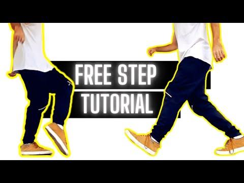 Tutorial Free Step - Aprenda a Dançar - Diih Ferreira