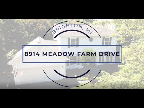 New Listing: 8914 Meadow Farm Drive