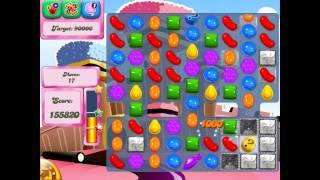 Candy Crush Saga: Level 385 (No Boosters) iPad