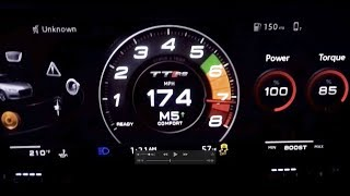 APR Stage 2 TT RS goes 9.82@140.17 MPH in the quarter (Street)
