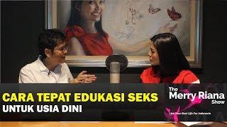 DR. BOYKE: Cara Tepat EDUKASI SEKS Untuk USIA DINI | The Merry Riana Show