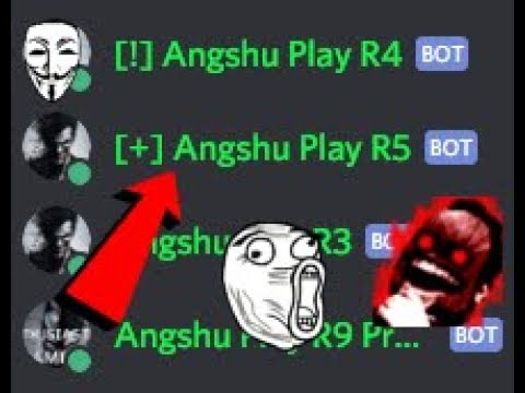 New Discord Rainbow Bot Faster Than Ghost Play
