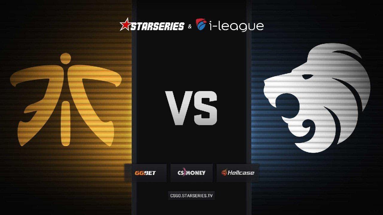 [RU] fnatic vs North | Map 2 – Nuke | StarSeries i-League Season 7