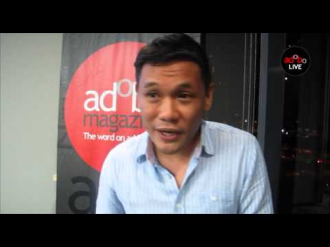 adoboLIVE Ian Sta Maria says be open to inspiration outside advertising