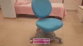 видео Детское эргономическое кресло FunDesk SST1 Green