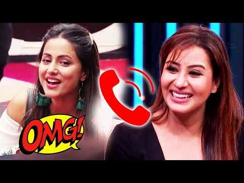 When Hina Khan CALLED Shilpa Shinde On Entertainment Ki Raat, Shilpa's FIRST MESSAGE On Twitter