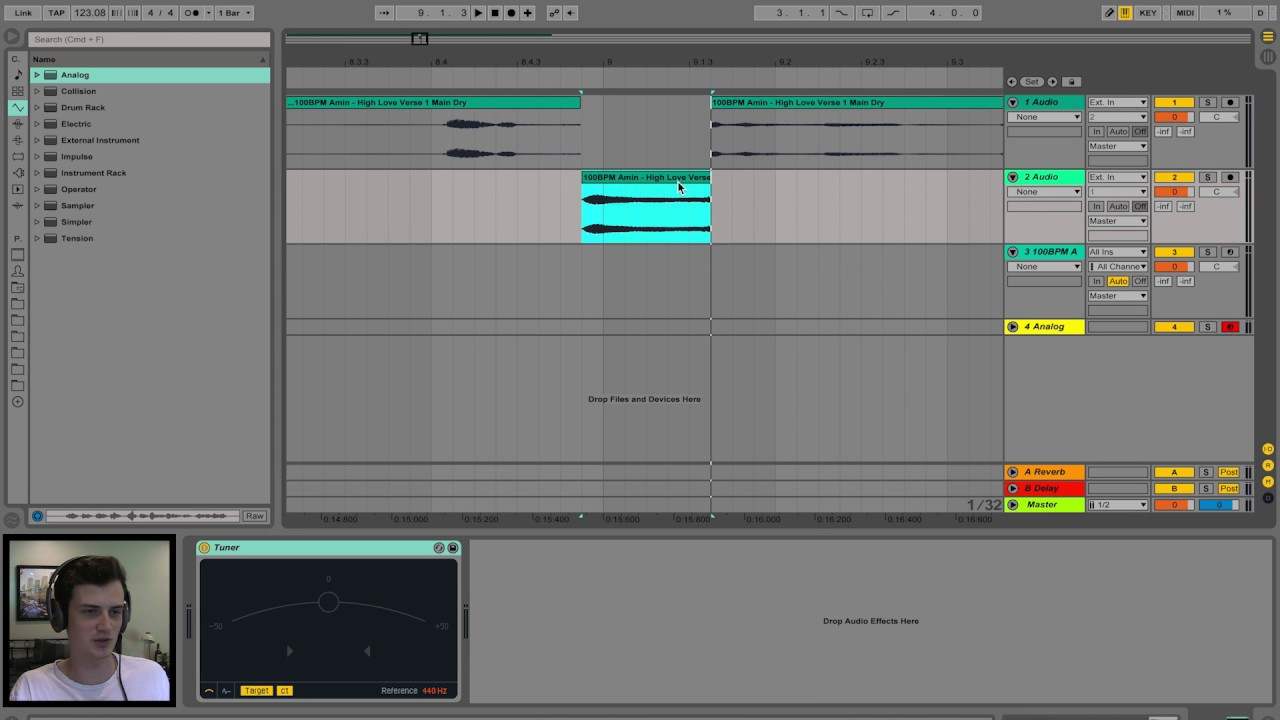 How To Create a VOCAL CHOP Instrument in Ableton! Vol 1
