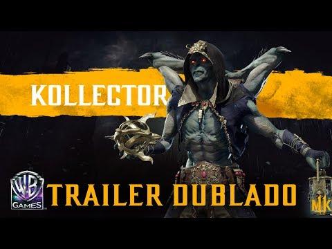 Mortal Kombat 11 – Kollector (Trailer de Revelação Dublado PT-BR)