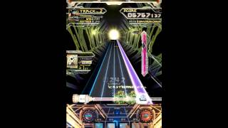 【Sound Voltex III】 PANIC HOLIC (GRAVITY) with hand shot