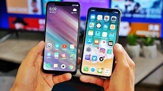 Обзор Xiaomi Mi 8 — ОН ВАМ НЕ iPhone