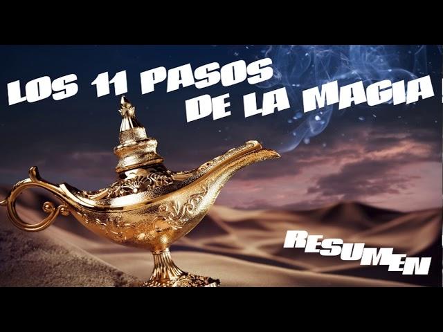 Los 11 PASOS De La MAGIA | Resumen! (por José Luis Parise)
