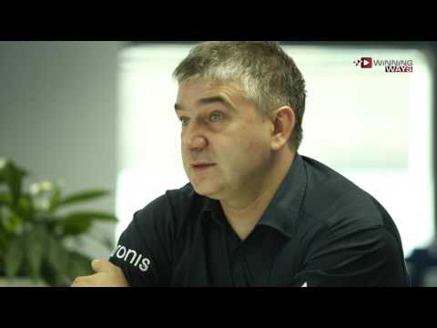 Winning Ways - Serguei Beloussov, CEO & Founder, Acronis