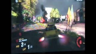 Motorstorm Apocalypse Multiplayer Randomrace #1