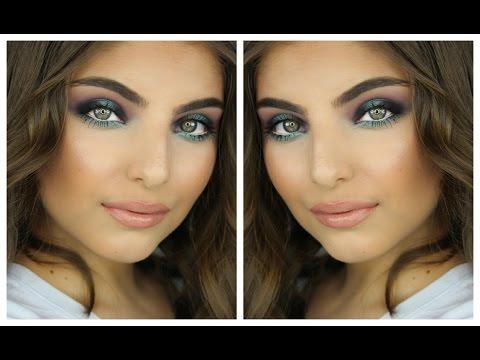 Beyonce 'Mine' Inspired Makeup Tutorial