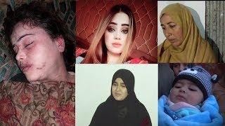 Pashto Gulalai Family Mardan Her Father And Sister