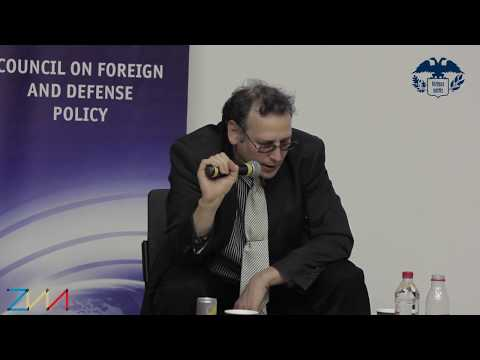 Лекторий СВОП: «Признаки разделенного мира»