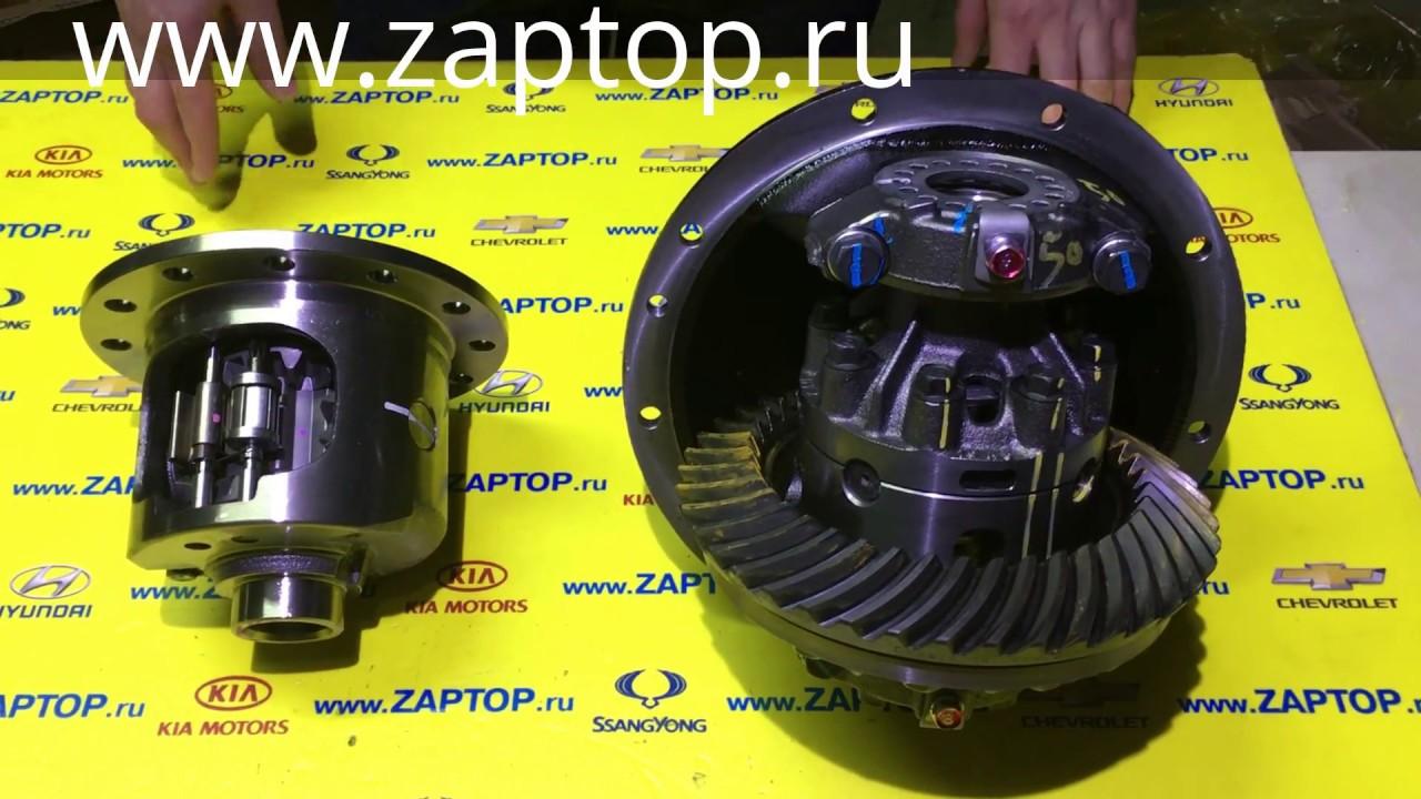 Клапан ЕГР для Киа Соренто и Хендай Гранд Старекс 28410-4A100 .