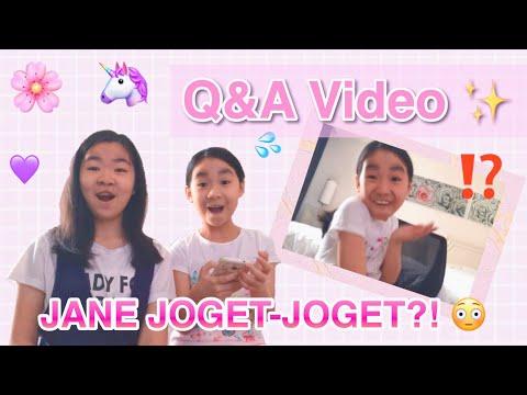 Q & A : Jane Callista Joget - Joget