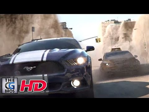 """CGI 3D Game Trailer : """"The Crew - 'Faction Wars' - by Unit Image"""