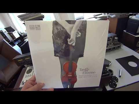 Tango Extremo STS LP & VictorLab Phonostage