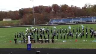 "LCHS Marching Band 2012 ""It Might As Well Be Swing"""