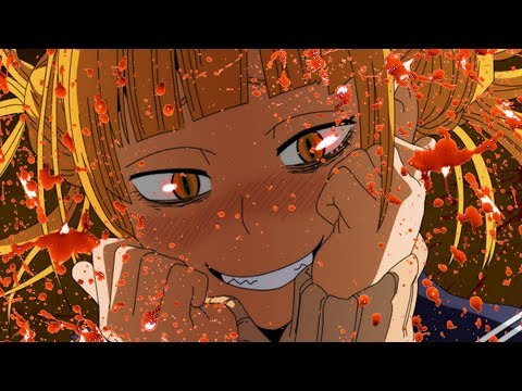 Himiko Toga's Blood Transform Quirk And...