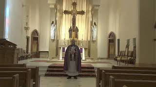 St. Joseph Catholic Church - Stations of the Cross/Live Stream 3.27.20