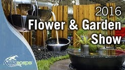 2016 Chicago Flower & Garden Show