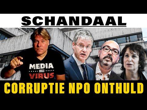 SCHANDAAL: CORRUPTIE NPO ONTHULD - DE JENSEN SHOW #216