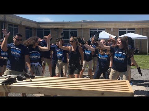 Nicole Curtis and Winslow Township Middle School Whip/Nae Nae